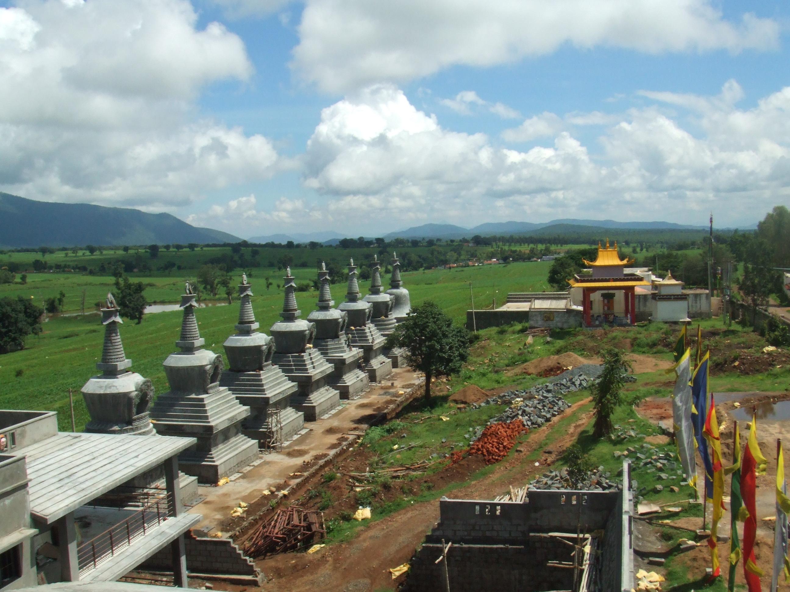 Stupa Site